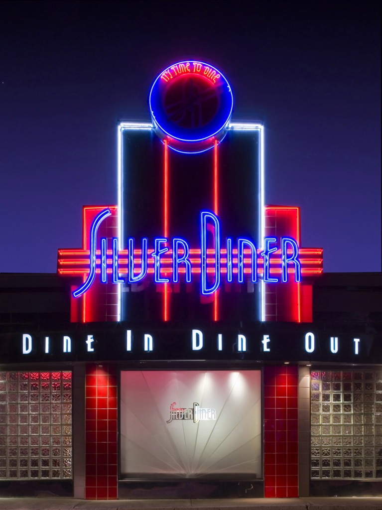 SILVER DINER / Cherry Hill, NJ