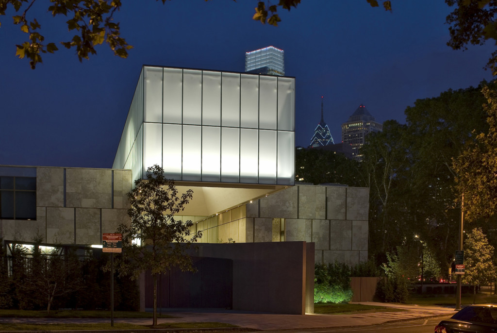 The Barnes at Night